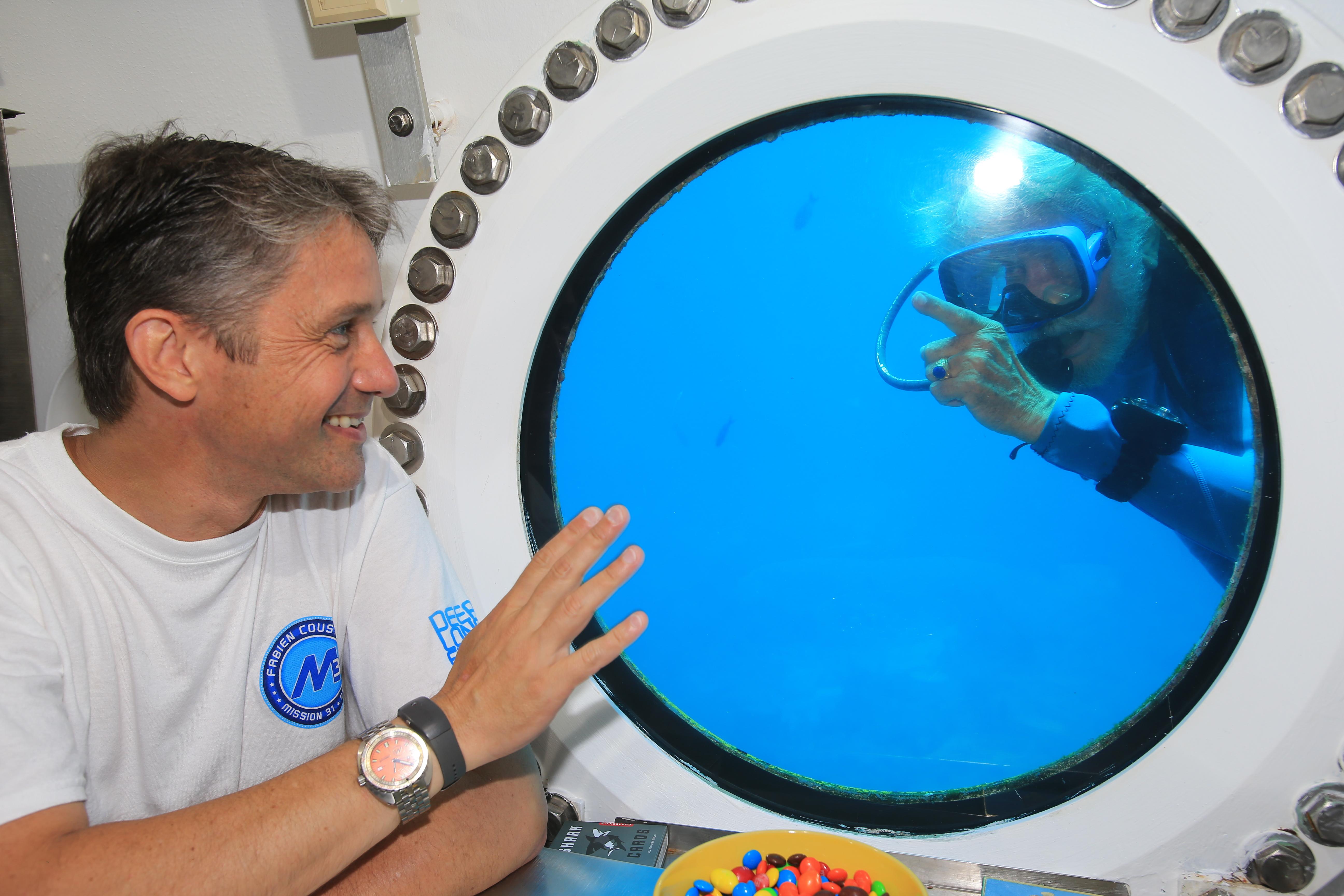 Fabien and Jean-Michel Cousteau_M31_6.7.14_photo credit_Kip_Evans