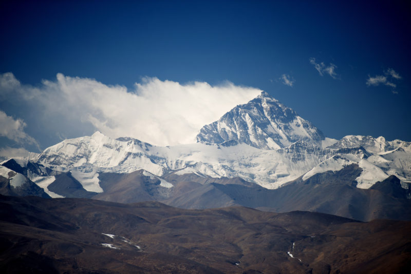 DSC_5476_Mt. Everest (8848 m). Copyright Dave Ohlson_50percent