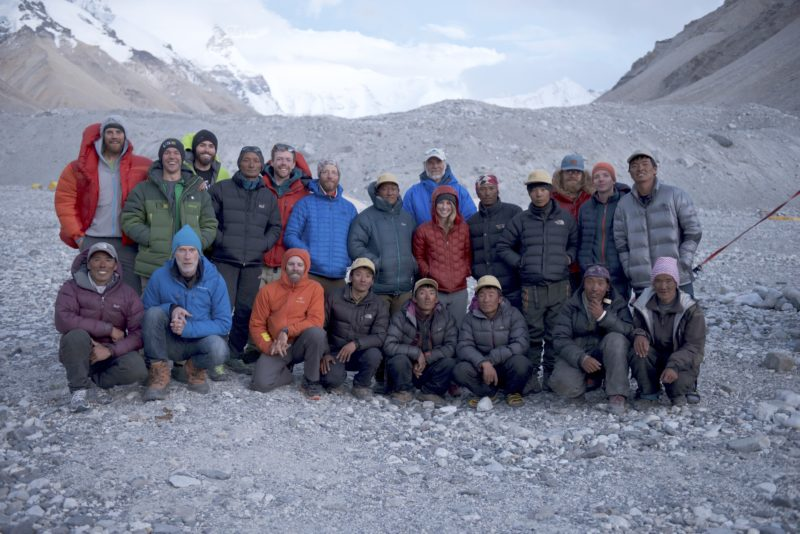 Everest 2016 Group Photo